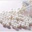 เม็ดมุกน้ำตาล แต่งเค้ก/น้ำตาล แต่งเค้ก สีขาว (500g) thumbnail 2