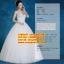 ชุดแต่งงานราคาถูก กระโปรงสุ่ม-เกาะอก ws-153 pre-order ตอนรับปีใหม่ 2017 thumbnail 1