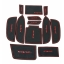 WASABI ซิลิโคนปูพื้นผิวคอนโซล รุ่น Civic 1.8 '11 (สีดำ) thumbnail 1