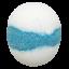 Fizz Bath Bomb สบู่แช่ตัวดีท็อคบำรุงผิวกลิ่น Blue Sky thumbnail 1