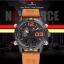 นาฬิกา Naviforce รุ่น NF9095M สีส้ม สายน้ำตาล ของแท้ รับประกันศูนย์ 1 ปี ส่งพร้อมกล่อง และใบรับประกันศูนย์ ราคาถูกที่สุด thumbnail 1