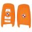 WASABI ซิลิโคนกุญแจ BMW Series 5,7 (สีส้ม) แถมฟรี ผ้าไมโครไฟเบอร์ อย่างดี 1 ผืน thumbnail 2