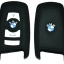 WASABI ซิลิโคนกุญแจ BMW SERIES 5,7 (สีดำ) แถมฟรี ผ้าไมโครไฟเบอร์ อย่างดี 1 ผืน thumbnail 2
