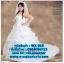 ชุดแต่งงานคนอ้วนแบบเกาะอก WX-015 thumbnail 1