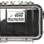 PELICAN™ 1010 MICROCASE, BLACK/CLEAR thumbnail 1