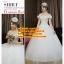 ชุดแต่งงานราคาถูก กระโปรงสุ่ม ws-124 pre-order thumbnail 1