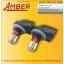 Amber ไฟหน้า Led 57 ดวง super bright 881 สีขาว 6.3 วัตต์ (แพ็คคู่) thumbnail 1