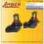 Amber ไฟหน้า Led 57 ดวง super bright 9005 สีขาว 6.3 วัตต์ (แพ็คคู่) thumbnail 1