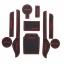 WASABI ซิลิโคนปูพื้นผิวคอนโซล รุ่น Captiva (สีดำ) thumbnail 1
