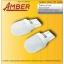 Amber ไฟหรี่ COB Led super bright T10 สีขาว 1วัตต์ (แพ็คคู่) thumbnail 1