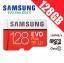 EVO Plus microSD Card 128GB ของแท้ประกันศูนย์ samsung thailand 10 ปี Class 10 U3 new version thumbnail 1