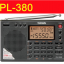 TECSUN PL-380 PL380 DSP ETM World Band Digital Radio thumbnail 1