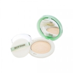 พร้อมส่ง - Skinfood Green Grape Fresh Light Pact no.23 NATURAL BEIGE