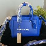 กระเป๋าแฟชั่น CHARLES & KEITH TRAPEZE BAG มี 4 สี ดำ แดง น้ำเงิน ชมพู