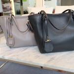 กระเป๋าหนังแท้ แบรนด์ Amory tote bag มี 5 สี ดำ น้ำตาล เทา น้ำเงิน แดง