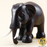 รูปปั้นหิน - ช้างไทยเล็ก (Thai Sculpture Stone Small Elephant)