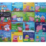 Peppa Pig Story Books 17 เล่ม