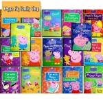 Peppa Pig Activity & Sticker Books 16 books