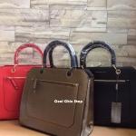 กระเป๋าแฟชั่น Charles & keith work bag มี 3 สี ดำ ทอง แดง
