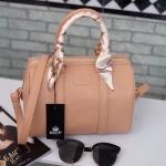 กระเป๋าแฟชั่น แบรนด์ KEEP รุ่น sheep leather Pillow bag สี Nude pink