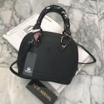 กระเป๋าแฟชั่น แบรนด์ KEEP รุ่น ultra office handbag ทรง louis alma มี 2 สี ดำ กรม