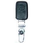 WASABI กุญแจซองหนัง 4DX Luxurious Toyota Prius,Camry (ดำ)