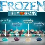 Disney's Frozen Jelly Belly Jelly Beans ลูกอม เจลลี่บีนโฟรเซน เจ้าหญิงเอลซ่า & แอนนา & โอลาฟ ซองล่ะ 100บาท
