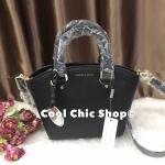 กระเป๋าแฟชั่น แบรนด์ CHARLES & KEITH CITY BAG สีดำ