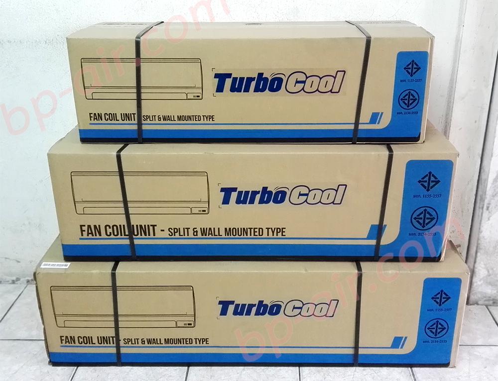 โครงแอร์คอล์ยเย็น TurboCool แบบติดผนัง ขนาด 28,000 BTU.