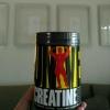 Universal Creatine ครีเอทีนเสริมสร้างกล้ามเนื้อ