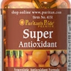 Super Antioxidant Puritan's Pride รวมสารต้านอนุมูลอิสระ
