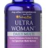 Ultra Woman™ Daily Multi วิตามินรวมสำหรับผู้หญิง ชนิด Time Release Puritan's Pride 90 เม็ด