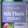 Milk Thistle (Silymarin) 1000 mg / 90 Softgels ( Puritan's Pride )
