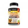 สารสกัดขมิ้นชันผสมสารสกัดพริกไทยดำ Turmeric Curcumin 1300mg with BioPerine & 95% Standardized Curcuminoids - Extra Strength & Fast Relief