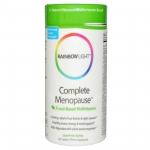วิตามินเพื่อสตรีวัยทอง Rainbow Light, Complete Menopause, Food-Based Multivitamin, 60 Tablets