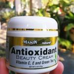 ครีมบำรุงผิวหน้า Mason Antioxidant Beauty Cream