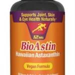 BioAstin 12 mg 50 softgel Vegan Formula สาหร่ายแดงสูตรมังสวิรัติ