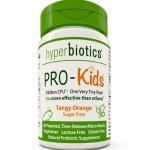 โปรไบโอติคสำหรับเด็ก 60 เม็ด Hyperbiotics