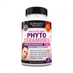 Phytoceramides 350 mg with Biotin 5000 mcg ,Swartz Bioresearch