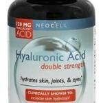 Neocell Hyaluronic Acid Double Strength ไฮยาลูรอนิค เอซิด สูตรใหม่ เข้มข้นสูง 120 มก
