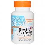 Dr's Best Lutein วิตามินบำรุงสายตา