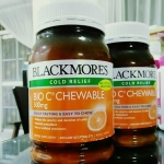 BLACKMORES BIO C CHEWABLE 500 mg